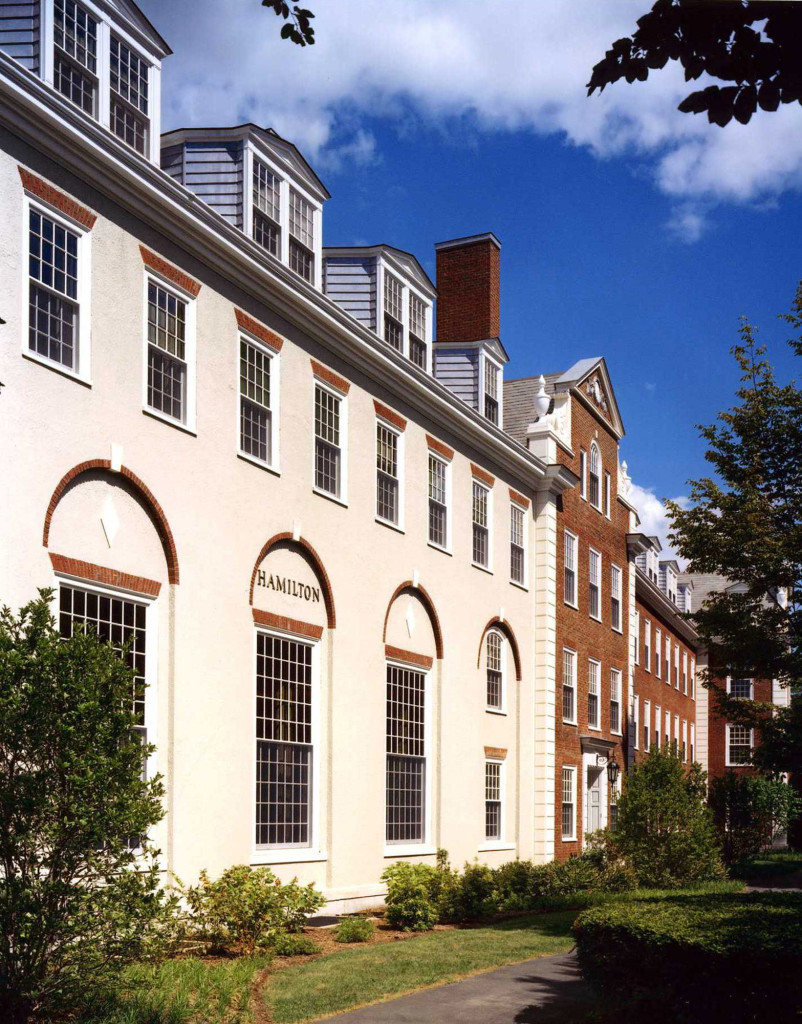Harvard Business School - Hamilton 1