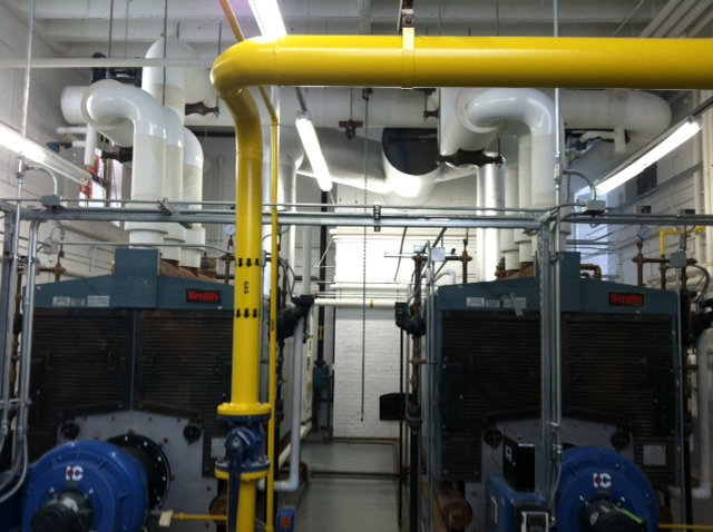 Boston Public Schools Green Boiler Repair