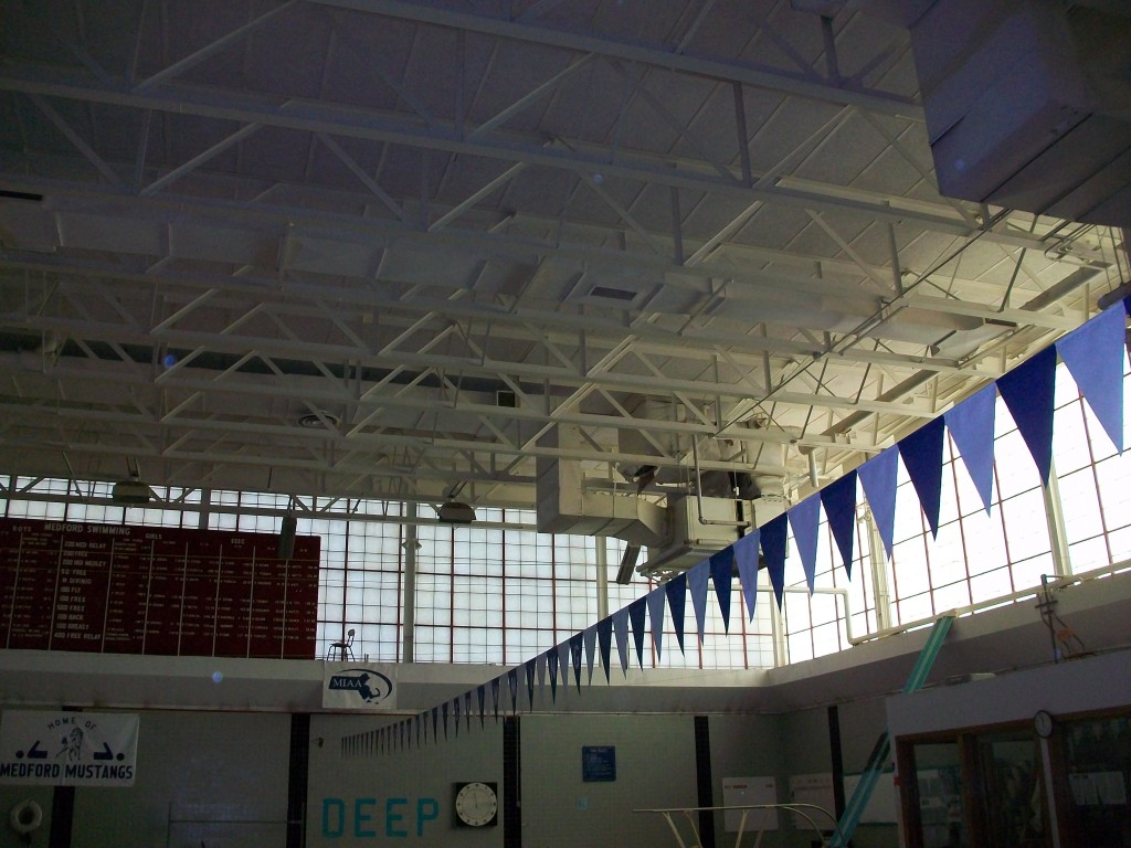 Medford High School Pool