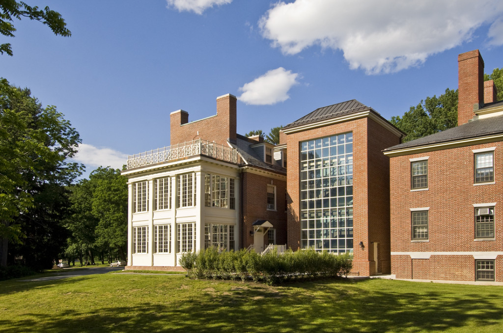 Phillips Academy - Isham Hall 1